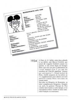 Extrait de (AUT) Gotlib -9- Sur les traces de Marcel Gotlib