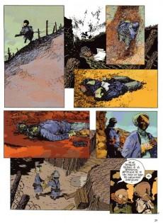 Extrait de Une aventure rocambolesque de... -2- Vincent Van Gogh - La ligne de front