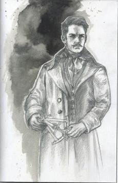 Extrait de Alias Nemo -HS- Alias Némo - Sketchbook