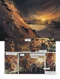 Extrait de Regiment (The) - L'Histoire vraie du SAS -2- Livre 2