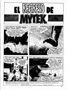 Extrait de Mytek el poderoso (Surco - 1983) -2- El regreso de Mytek