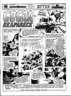 Extrait de Mytek el poderoso (Surco - 1983) -10- Gogra reaparece