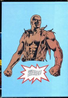 Extrait de Antología del cómic (Vértice - 1977) -6- El Hombre de Bronce