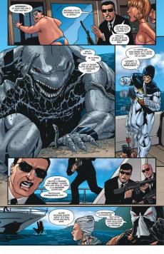 Extrait de Deadshot & les Secret Six -4- La rage de vaincre