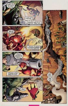 Extrait de Iron Man Vol.3 (Marvel comics - 1998) -64409- Standoff Part Two