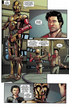 Extrait de Star wars: Poe Dameron Annual (2017) -2- Poe Cameron Annual II