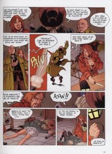 Extrait de Le maître de pierre -3- La dame de Ligugé