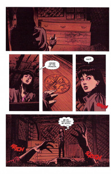 Extrait de Vampironica (2018) -3- We're Turning Everyone In Riverdale Tonight