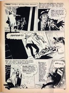 Extrait de Creepy (1964) -9- Terror in the dark kingdom