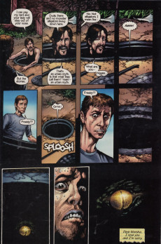 Extrait de Ultimate Marvel Team-up (2001) -10- Spider-Man & the Man-Thing