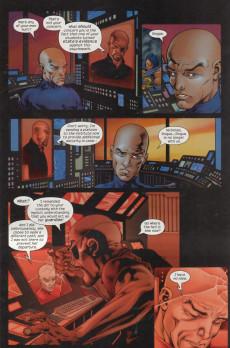 Extrait de Ultimate X-Men (2001) -AN01- Ultimate Sacrifice