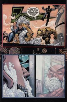 Extrait de Ultimate X-Men (2001) -20- Resignation