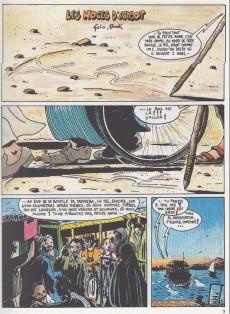 Extrait de Les noces d'argot -3- L'homme à la tête de sphinx