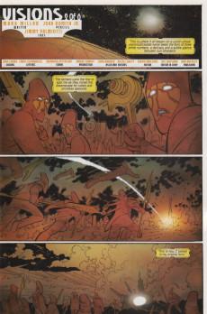 Extrait de Ultimate X-Men (2001) -65- Magnetic North The End