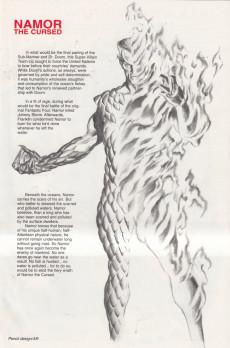 Extrait de Earth X (1999) -SP- Earth X Sketchbook