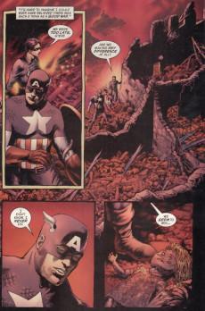 Extrait de Universe X Special (Marvel comics - 2000) -4- Cap: A Universe X Special
