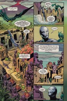 Extrait de Universe X (2000) -1- Iron Men: A Universe X Special
