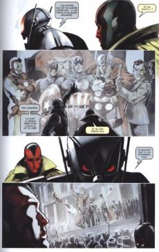 Extrait de Avengers (Marvel Deluxe) - Les Origines