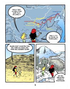 Extrait de Le fil de l'Histoire (raconté par Ariane & Nino) - La Grande Muraille de Chine (Les remparts d'un empire)