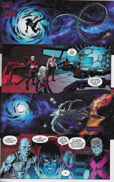 Extrait de Marvel Legacy - X-Men (Marvel France - 2018) -4- Escapade à Madripoor