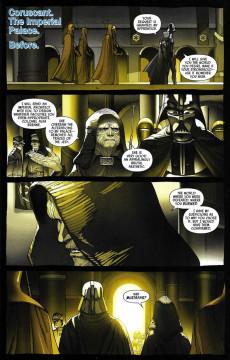 Extrait de Darth Vader (2017) -21- Fortress Vader Part III