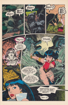 Extrait de Creepy 1993 Fearbook - Tome 1