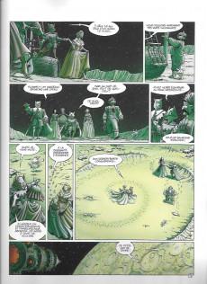 Extrait de De Cape et de Crocs -6a16- Luna Incognita