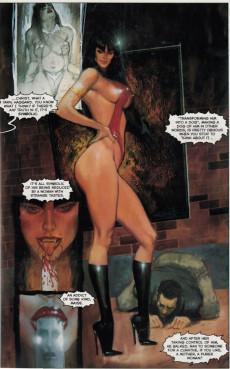 Extrait de Vampirella/Dracula: The Centennial (1997) - Vampirella/ Dracula: The Centennial