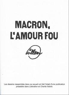 Extrait de (AUT) Willem - Macron, l'amour fou