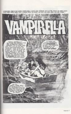 Extrait de Vampirella (Warren) -INT- Vampirella: Transcending Time & Space