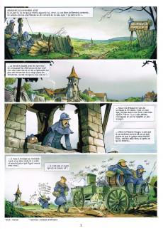 Extrait de Les godillots -5- Un p'tit dernier avant la Paix