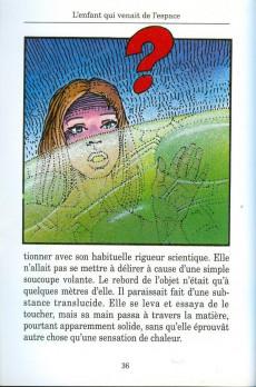 Extrait de (AUT) Caza -1993- L'enfant qui venait de l'espace