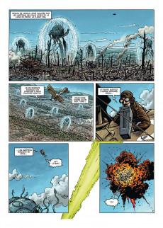 Extrait de La grande Guerre des Mondes -3- Les Monstres de Mars