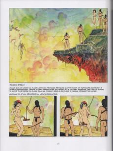 Extrait de Les grands Classiques de la Bande Dessinée érotique - La Collection -6479- Le Kâma Sûtra