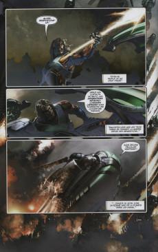 Extrait de X-O Manowar (2018) -2- D'empereur à wisigoth