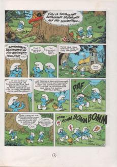 Extrait de Les schtroumpfs -10a1983/06- La soupe aux schtroumpfs