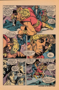 Extrait de Marvel Premiere (1972) -2- The Hounds of Helios