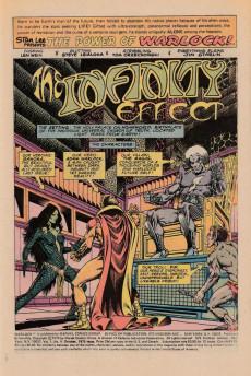Extrait de Warlock (1972) -9- The Infinity Effect