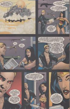 Extrait de Wonder Woman (1987) -199- Down to Earth Part Four