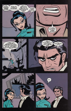 Extrait de Wolverine/ Doop (2003) -1- The Pink Mink Part 1: Day of the Pink Psychos