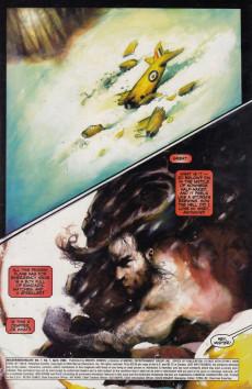 Extrait de Wolverine/ Hulk (2002) -1- Wolverine/ Hulk #1