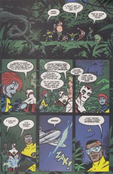 Extrait de X-Force Vol.1 (Marvel comics - 1991) -124- Edie and Guy Finally Do It