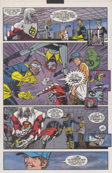 Extrait de X-Force Vol.1 (Marvel comics - 1991) -129- X Storm!
