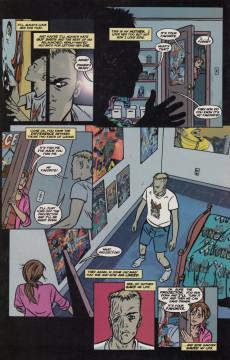 Extrait de X-Statix (2002) -1- Good Omens Part One: Edie Sawyer Saved My Life