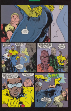 Extrait de X-Statix (2002) -5- Good Omens: Part 5 of 5 The Mysterious Fan Boy!
