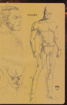 Extrait de Astonishing X-Men (2004) -1SP- Astonishing X-Men Director's Cut #1