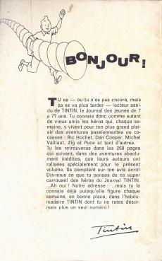 Extrait de Tintin (Sélection) -1- Numéro 1