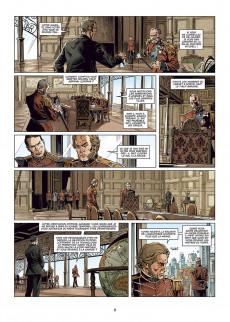 Extrait de Sherlock Holmes Society -5- Les Péchés du fils