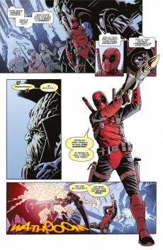 Extrait de Deadpool (Marvel Dark) -6- Deadpool re-massacre Marvel