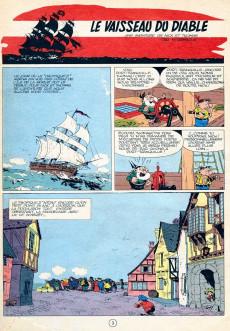 Extrait de Le vieux Nick et Barbe-Noire -2- Le vaisseau du diable
